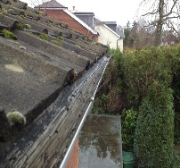 Guttering company gutter cleaning