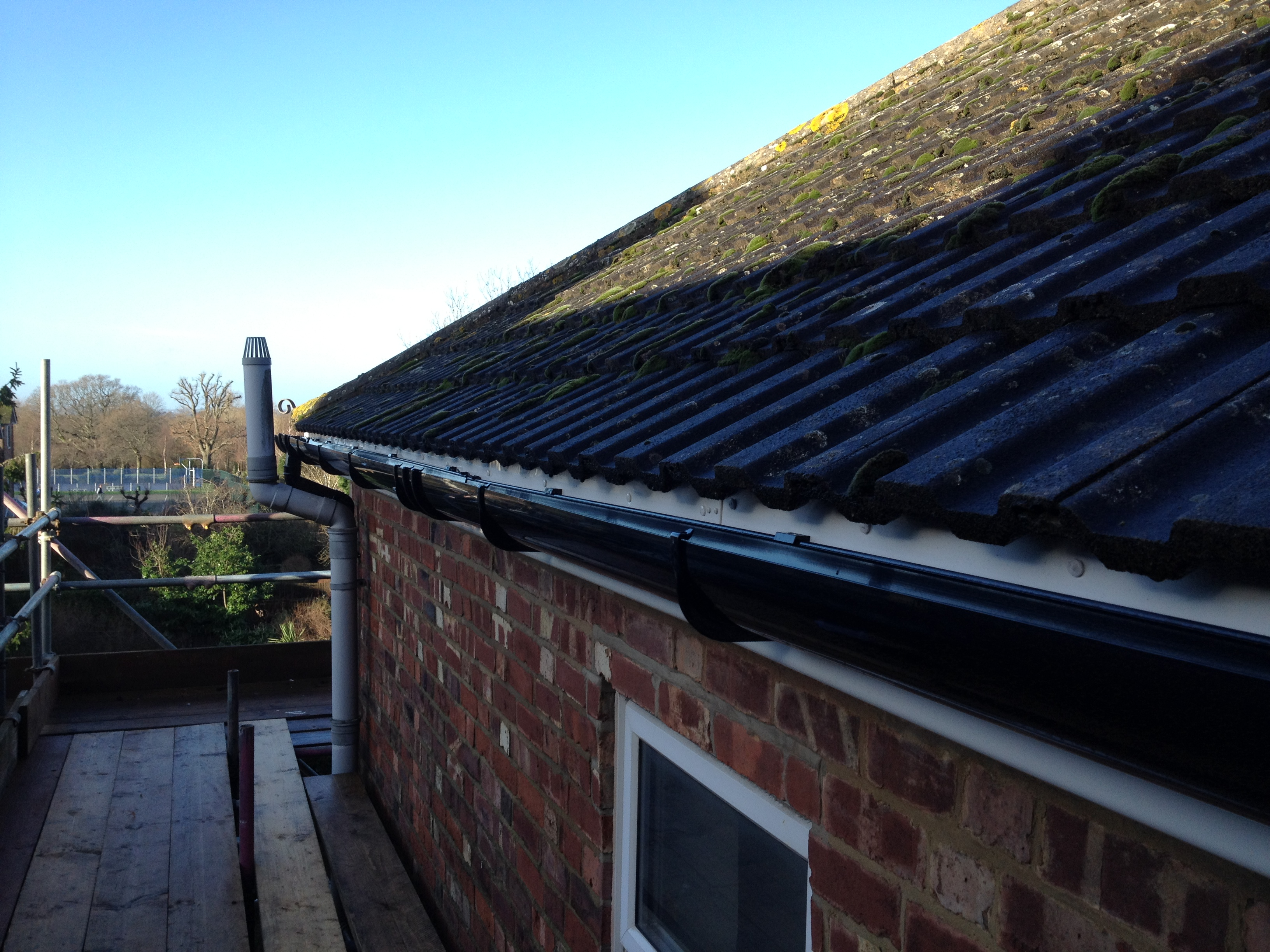 Guttering company Kent and East Sussex